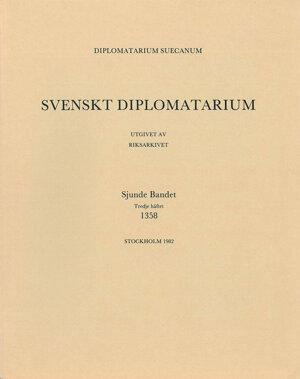 Svenskt Diplomatarium – Del 7:3