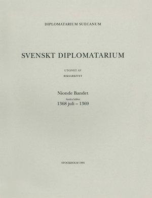Svenskt Diplomatarium – Del 9:2