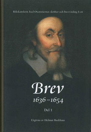 Brev 1636–1654, del 1 och 2