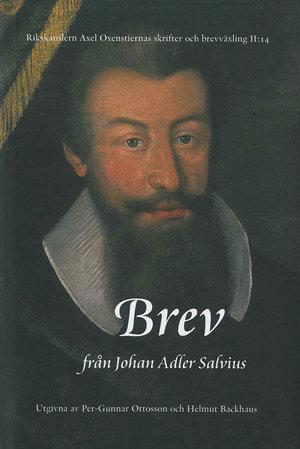 Brev från Johan Adler Salvius