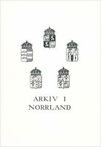 Arkiv i Norrland 1