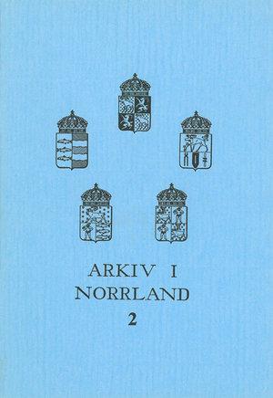 Arkiv i Norrland 2