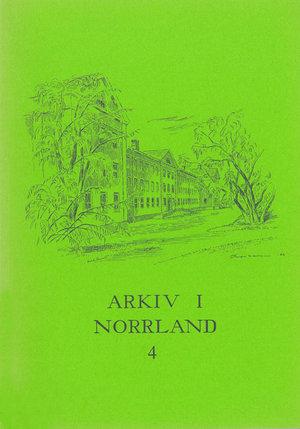 Arkiv i Norrland 4