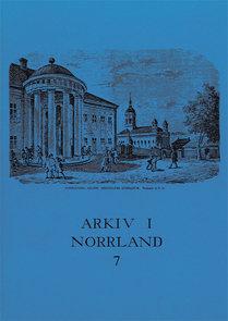 Arkiv i Norrland 7