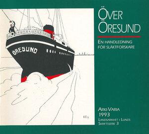 Över Öresund / Over Øresund
