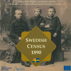Swedish Census 1890