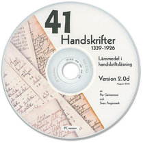 41 Handskrifter 1339–1926