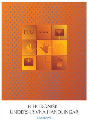 Elektroniskt underskrivna handlingar