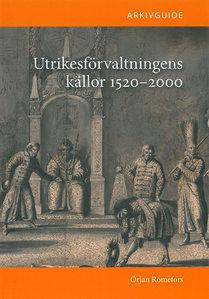 Utrikesförvaltningens källor 1520–2000