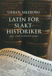 Latin för släkthistoriker