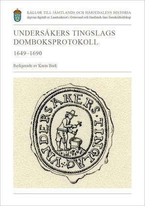 Undersåkers tingslags protokoll 1649–1690